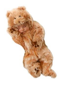 Cuddly Bear Infant Costume