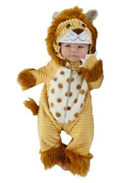 Safari Lion Infant's Costume