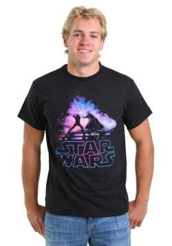 Star Wars Crossing Sabers Men's T-Shirt