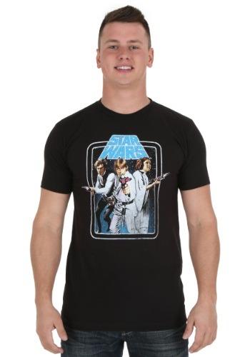 Star Wars Three Heroes Mens T-Shirt