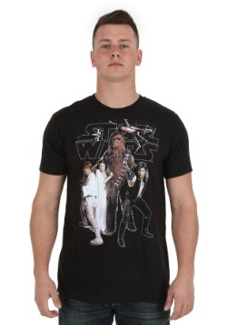 Star Wars Rebel Squad Men's T-Shirt