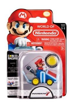 Super Mario Kart Coin Racer - Mario