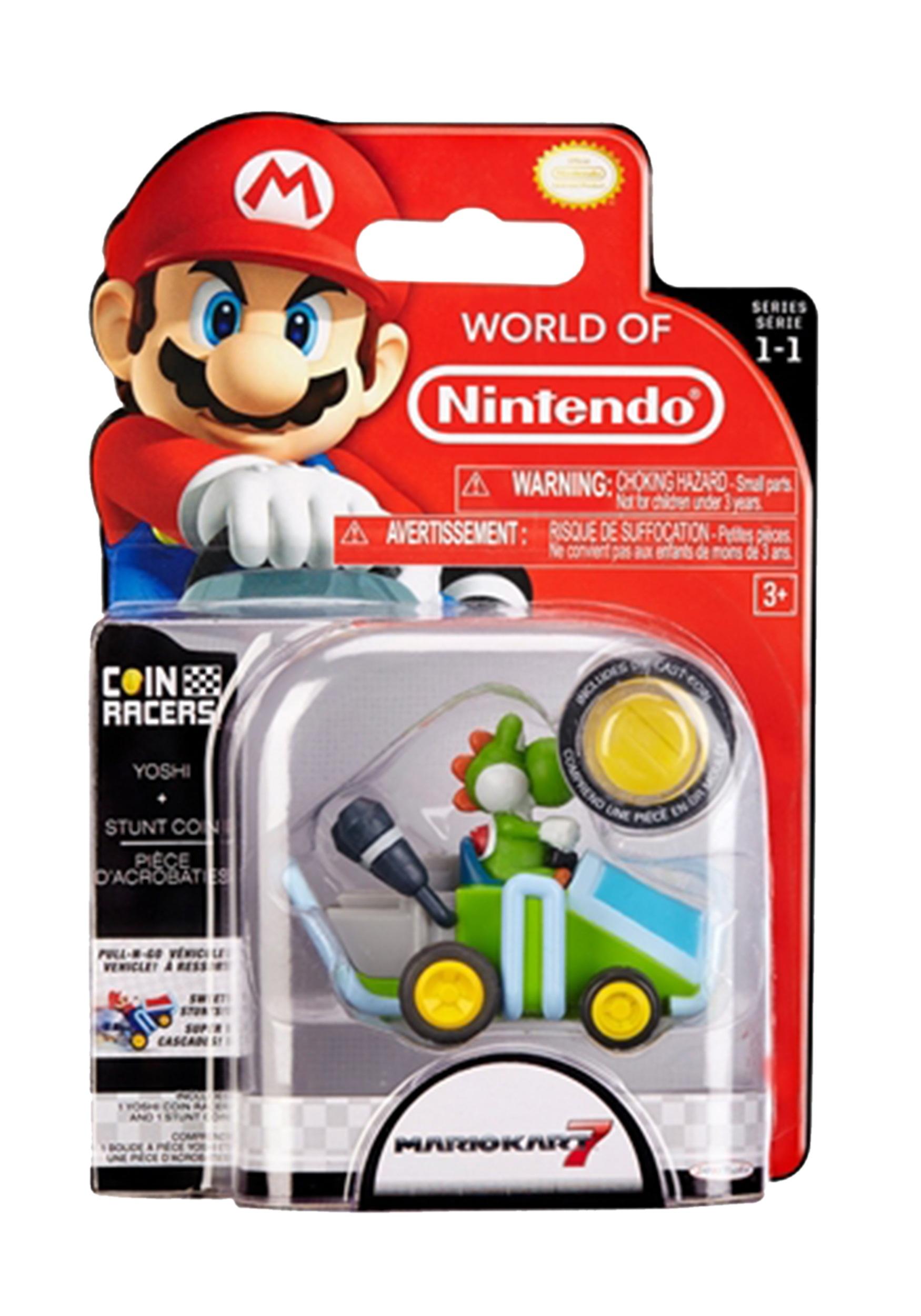 Super Mario Kart Coin Racer Yoshi