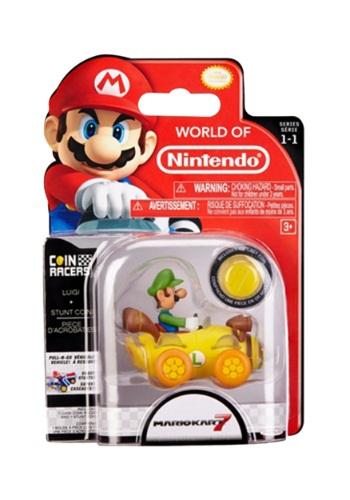 Super Mario Kart Coin Racer – Luigi