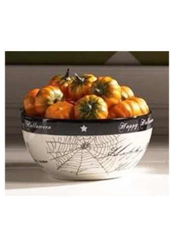 36-Piece Small Orange Pumpkins Decor Set