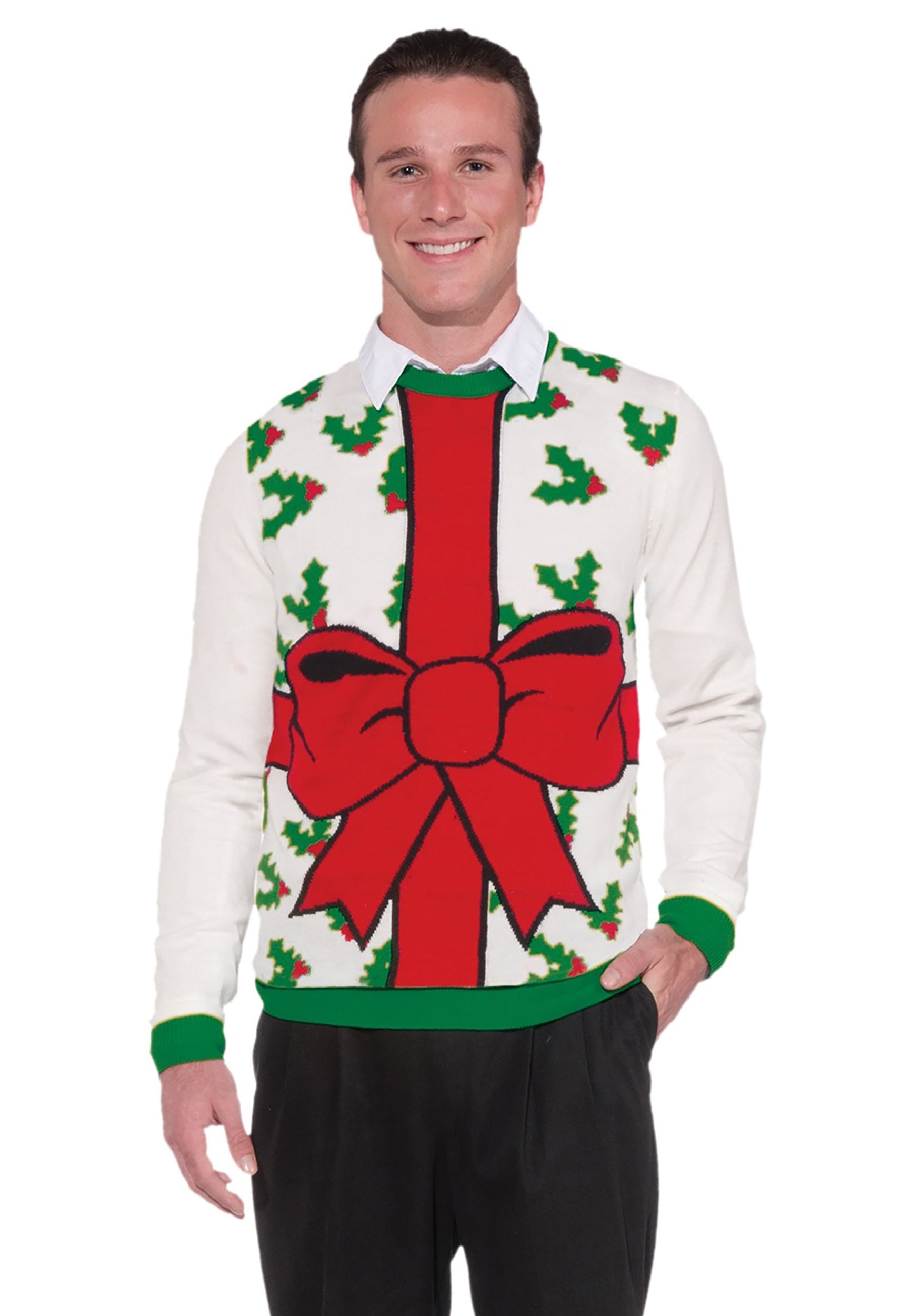100 Ugly Christmas Sweater With Lights The