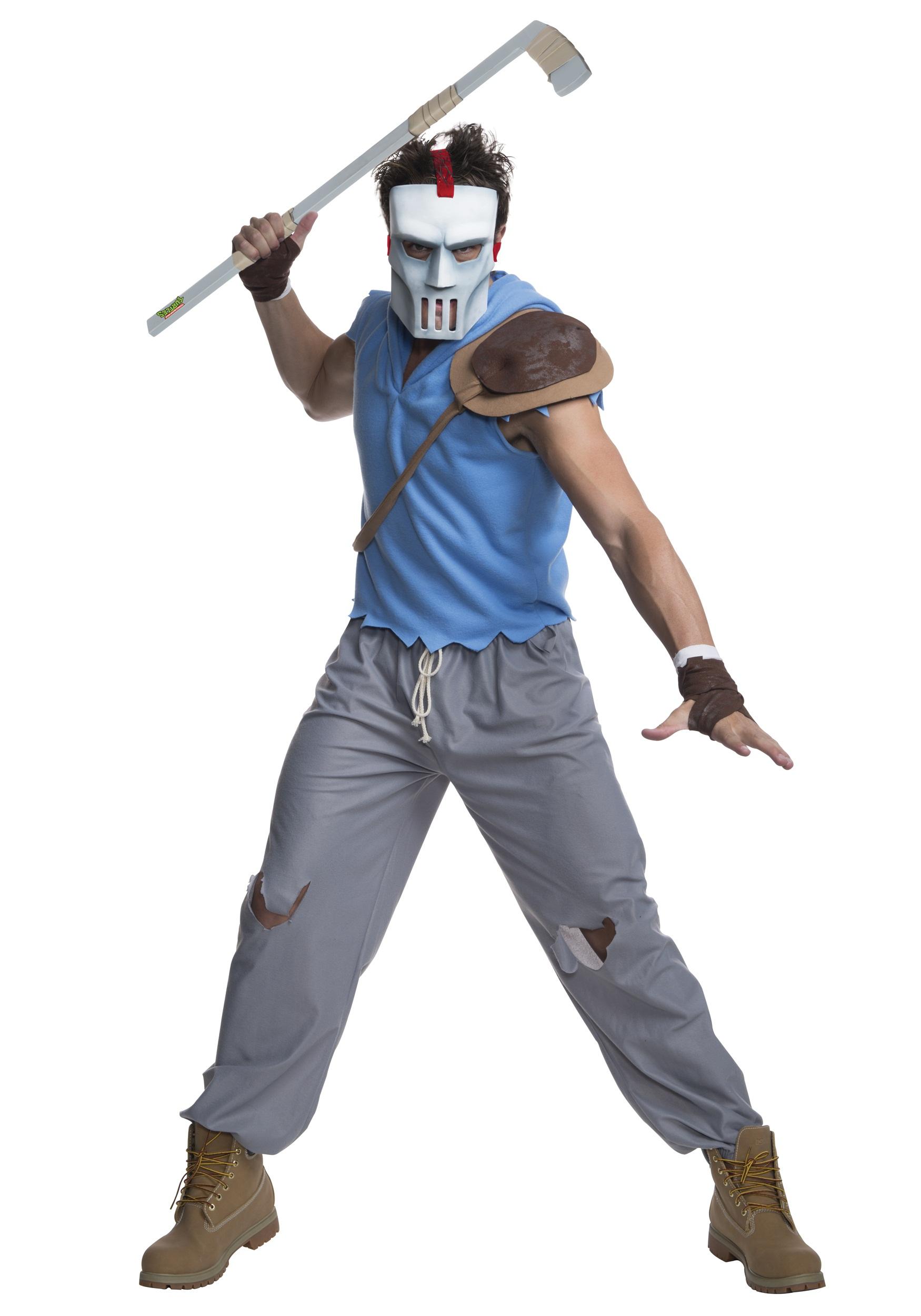 sc 1 st  Fun.com & TMNT Adult Casey Jones Costume