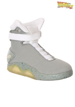 Back to the Future 2 Light up Shoes1