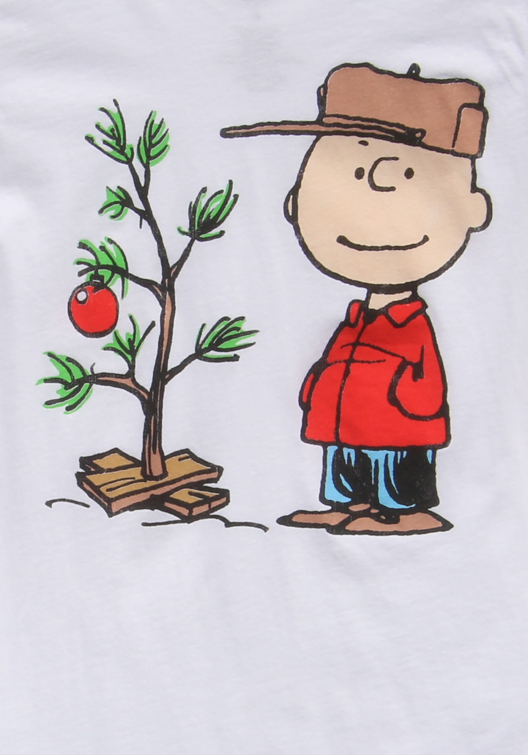 Juniors charlie brown christmas tree t shirt juniors charlie brown christmas tree t shirt1 voltagebd Image collections