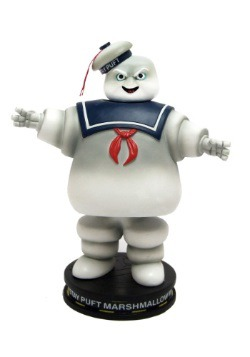 Ghostbusters Stay Puft Marshmallow Man Shakems Statue