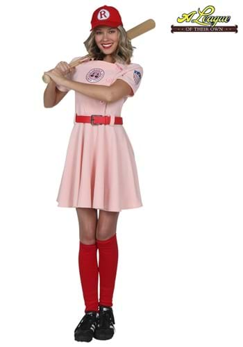 Women's A League of Their Own Deluxe Dottie Costume11