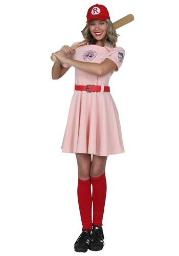 Women's Plus Size Deluxe Dottie Costume