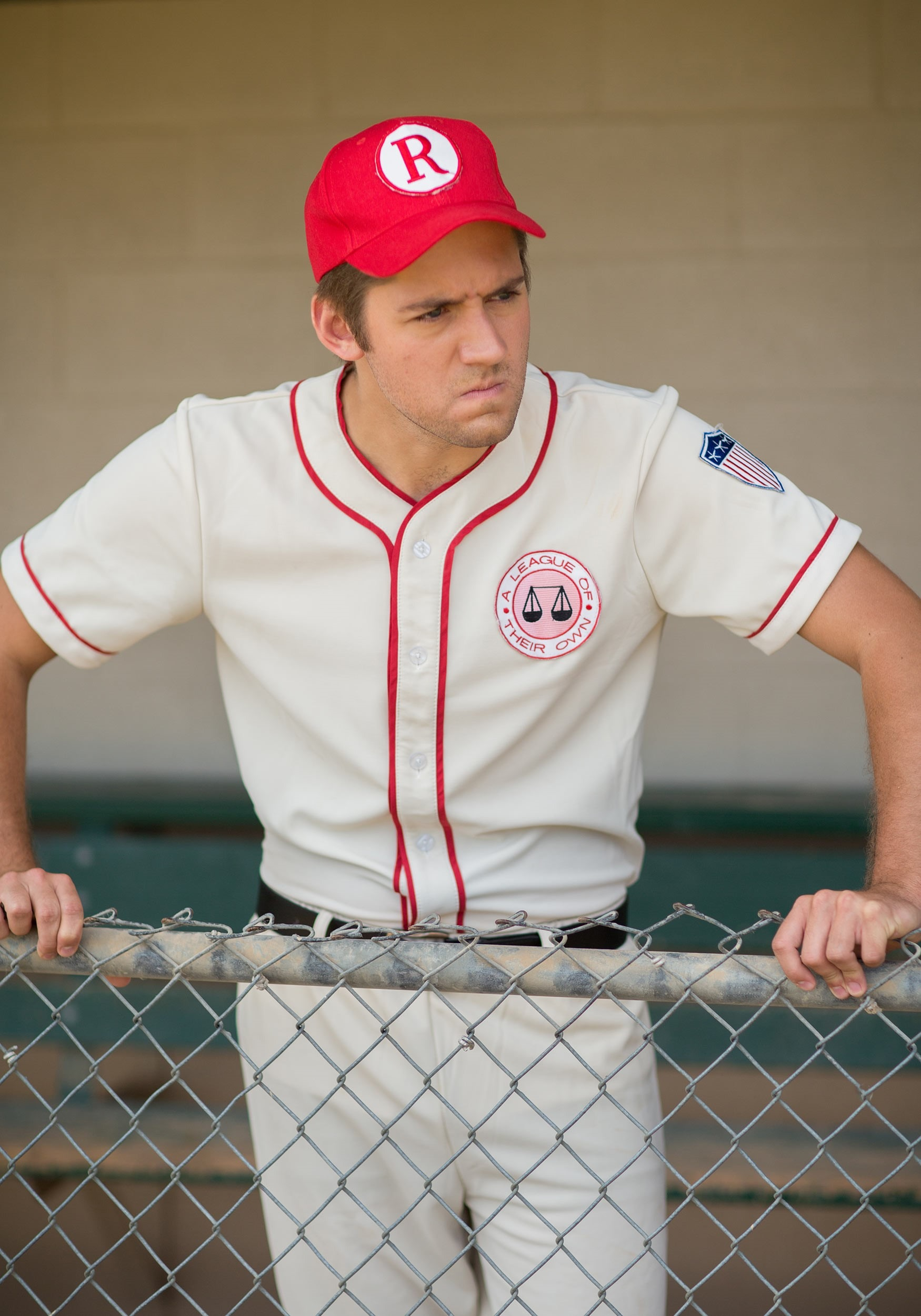 A League Of Their Own Toddler Jimmy Costume
