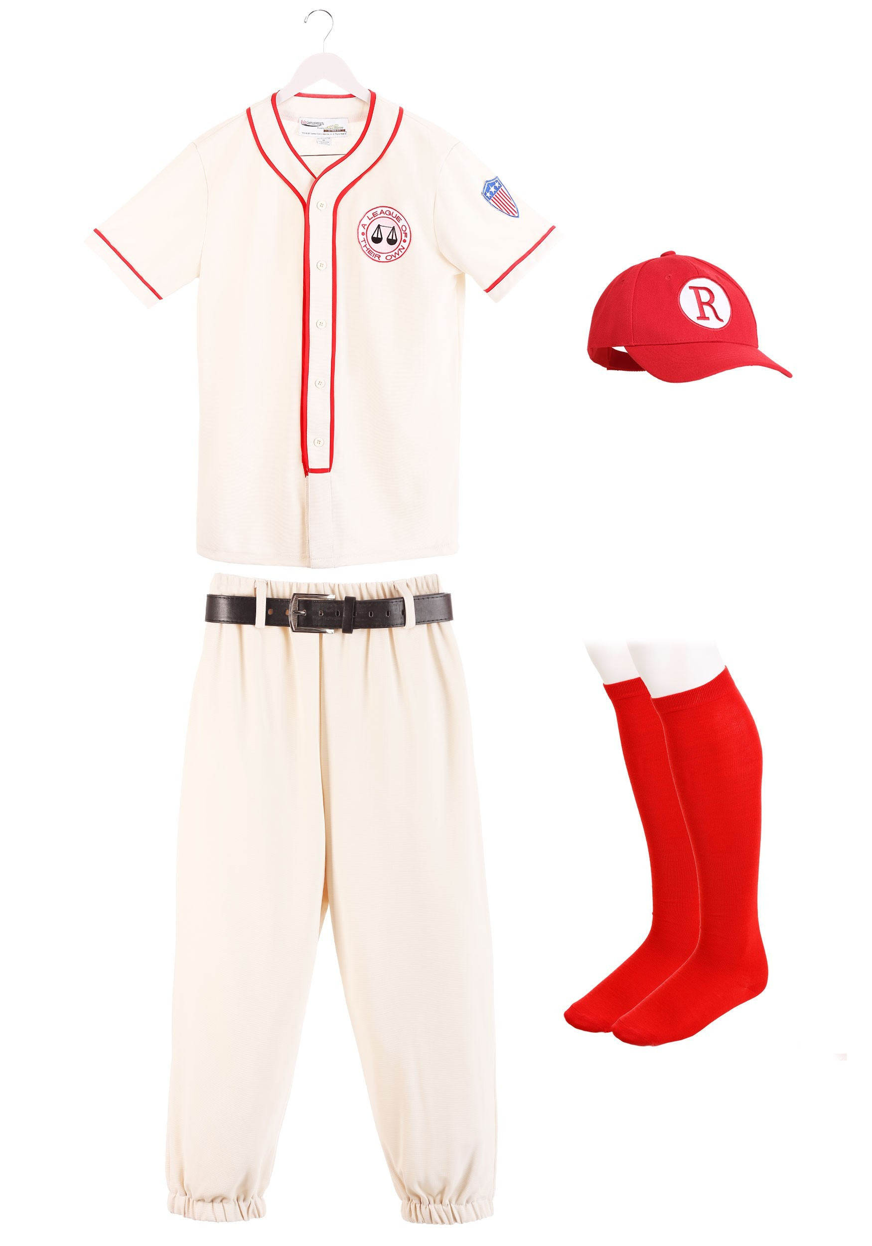 Men S Coach Jimmy Costume From A League Of Their Own