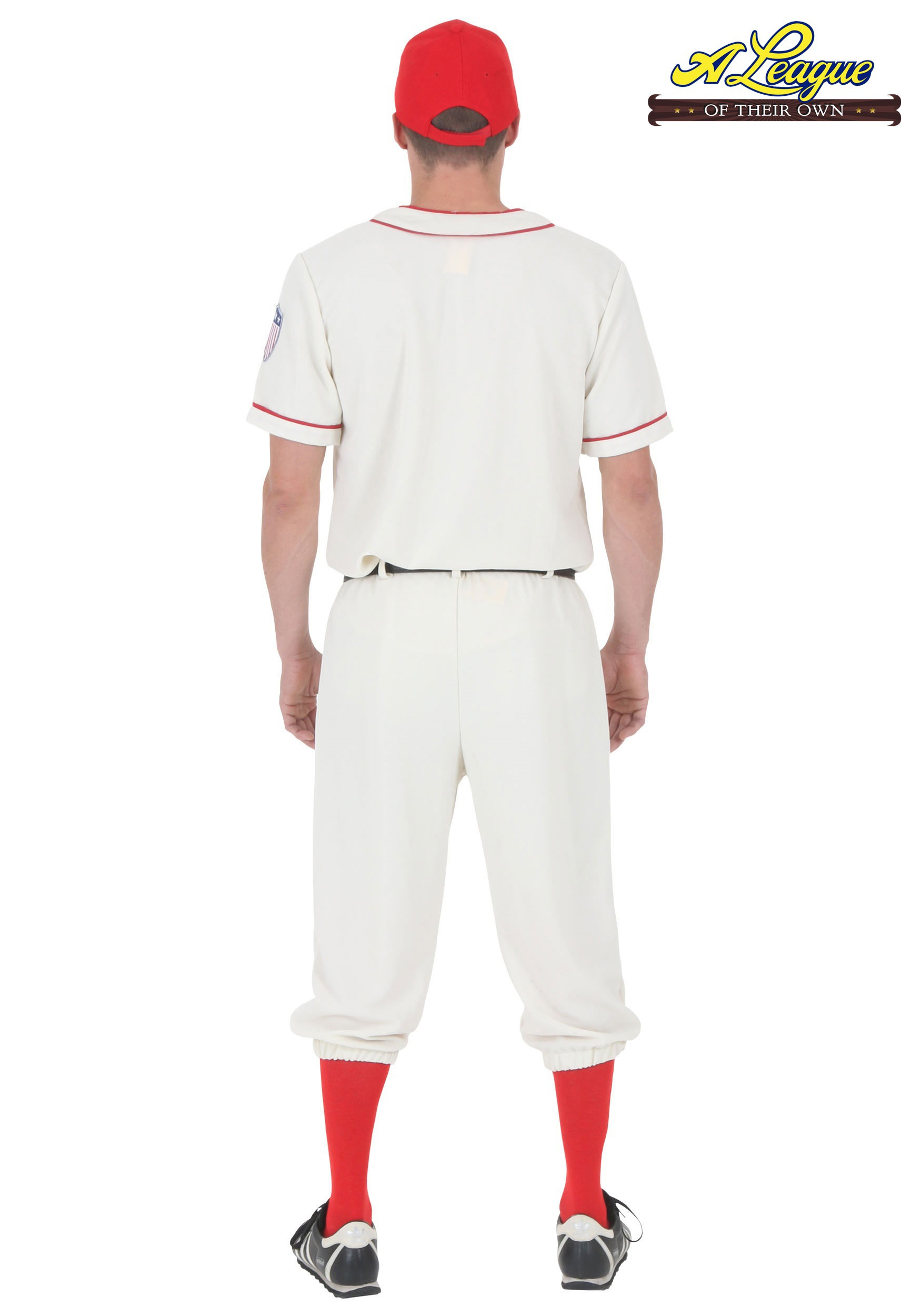 A League Of Their Own Halloween Costume | Men S Coach Jimmy Costume From A League Of Their Own