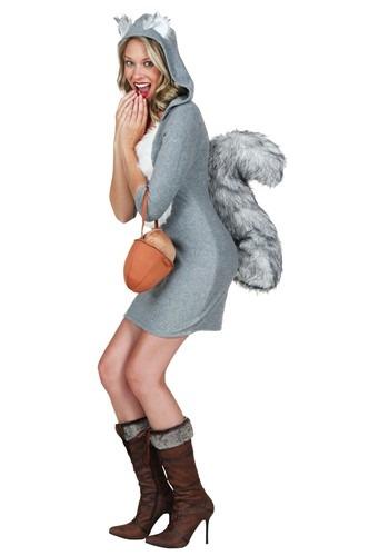 Sexy Squirrel Womens Costume Update Main