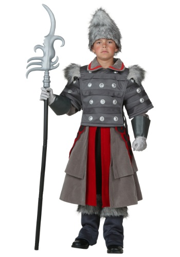 Child Witch Guard Costume