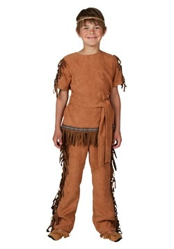 Native American Child Costume update Main