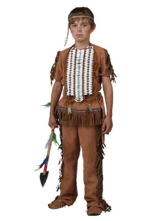 Native American Child Costume 2