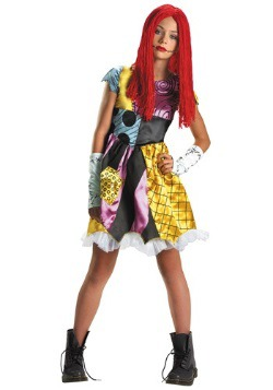 Tween Sally Rag Doll Costume