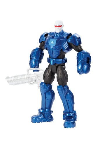 Total Heroes Mr. Freeze Action Figure