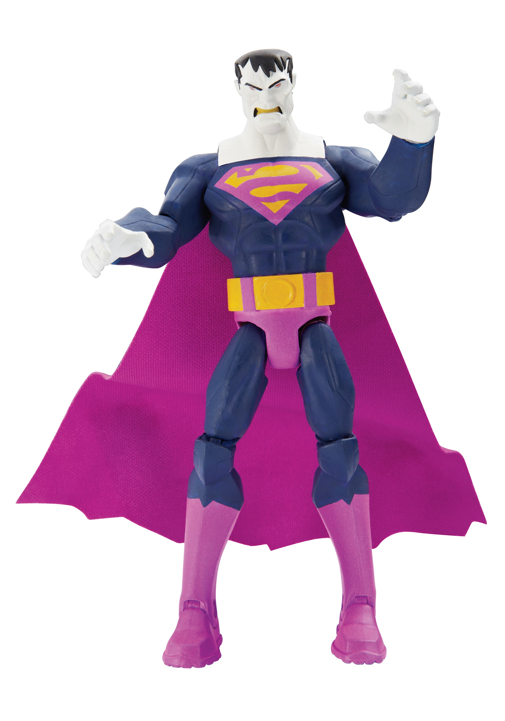 Total Heroes Bizarro Action Figure MLBHD55