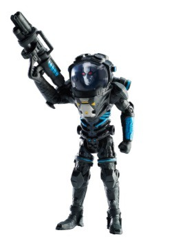 Batman Arkham City Mr. Freeze Action Figure