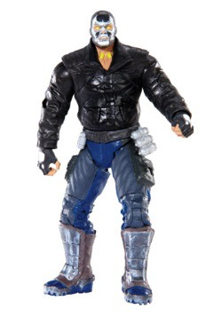 Batman Arkham City Bane Action Figure