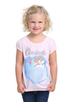Cinderella Storybook Girls T-Shirt