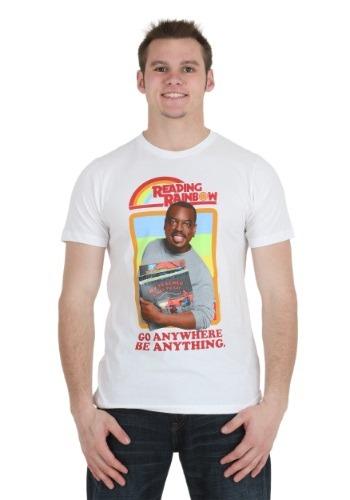 Reading Rainbow LeVar Burton Men's T-Shirt