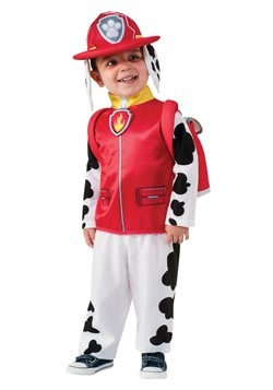 Paw Patrol: Marshall Kids Costume