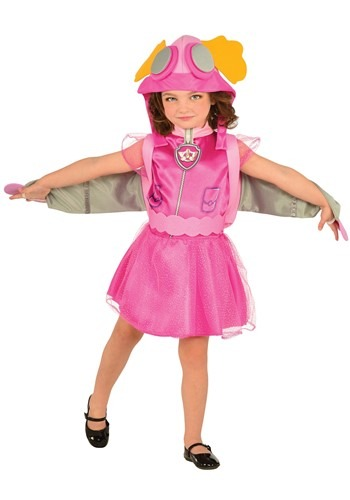Paw Patrol: Skye Child Costume
