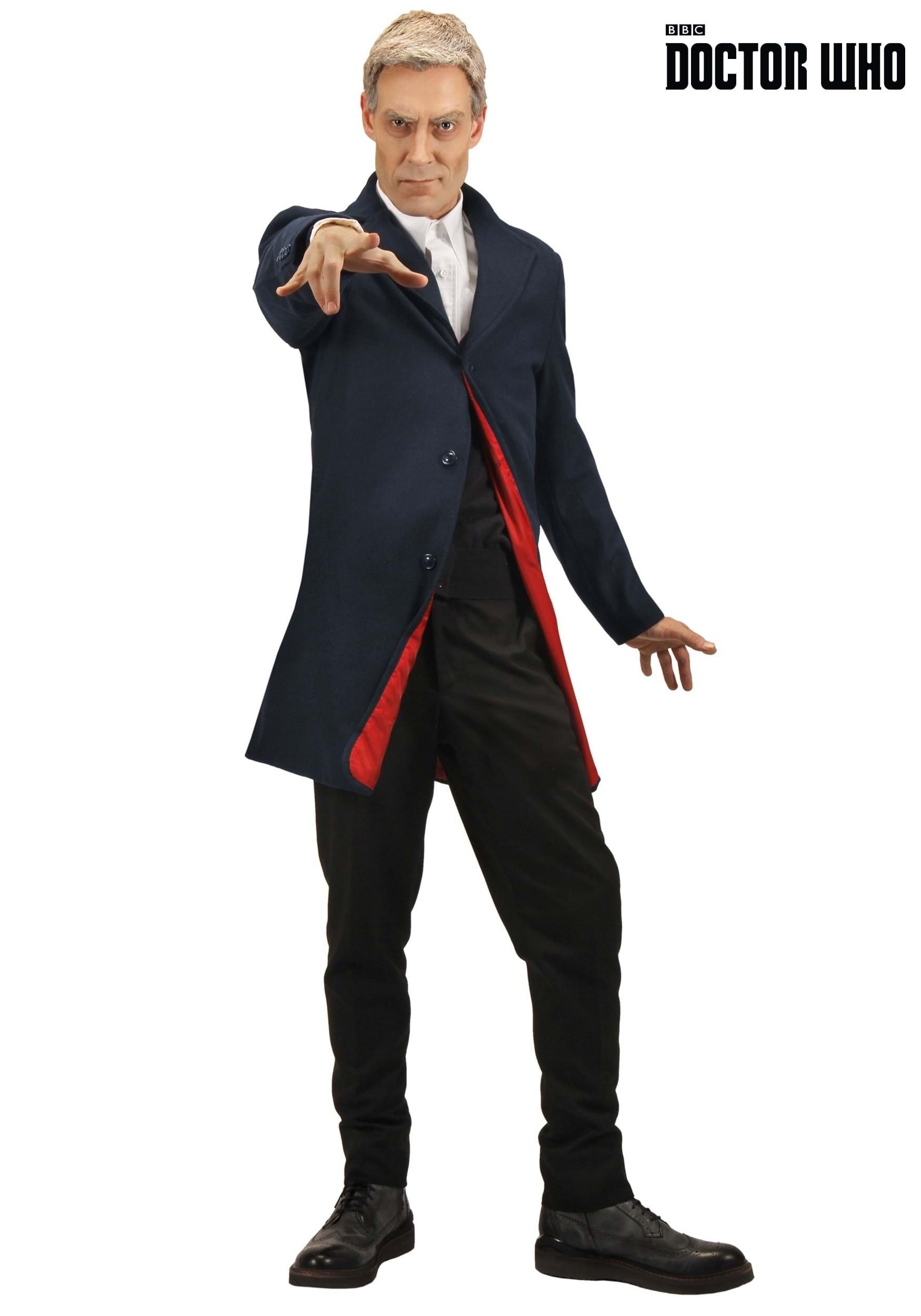 Twelfth Doctor Mens Jacket EL404840