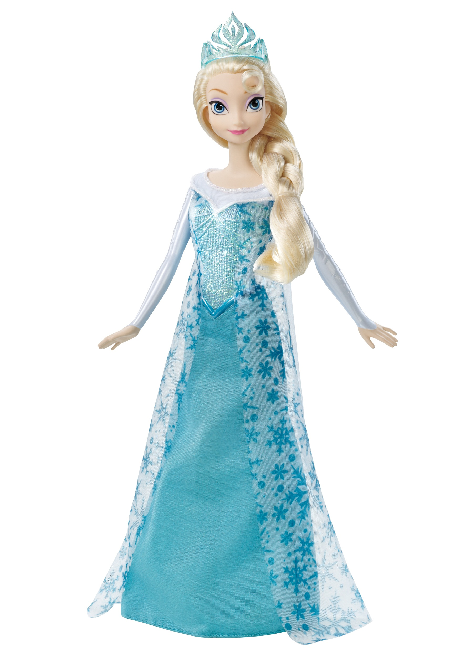 Frozen elsa doll - Princesse frozen ...