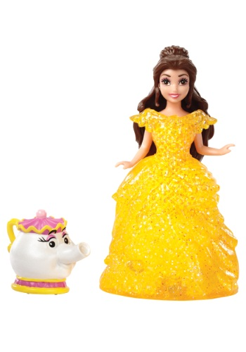 Disney Princess Belle Glitter Glider Doll