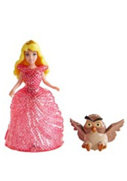 Disney Princess Sleeping Beauty Glitter Glider Doll
