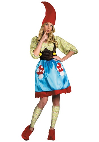 Miss Gnome Costume - from $39.99
