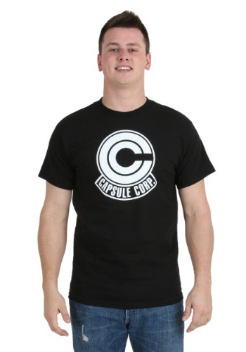 Dragon Ball Z Capsule Corp Men's T-Shirt