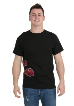 Naruto Shippuden Clouds Men's T-Shirt