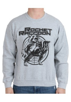 Guardians Of The Galaxy Rocket Raccoon Target Pull Shirt