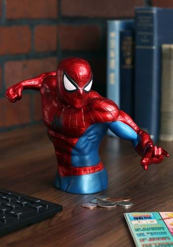 Spider-Man Bank MII67000-ST