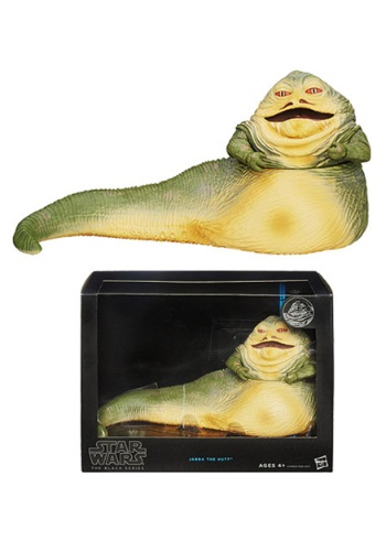 Jabba the Hutt Black Series Action Figure
