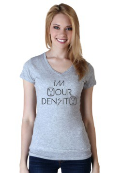 Womens I'm Your Density T-Shirt