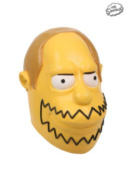 Simpsons Comic Book Guy Adult Mask