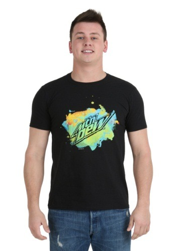 Mountain Dew Paint T-Shirt
