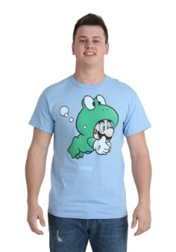 Mario Kaeru Men's T-Shirt