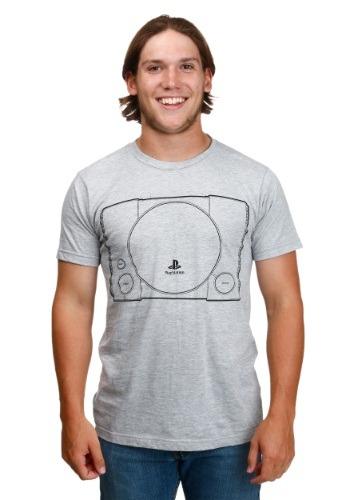 PlayStation Original Console T-Shirt