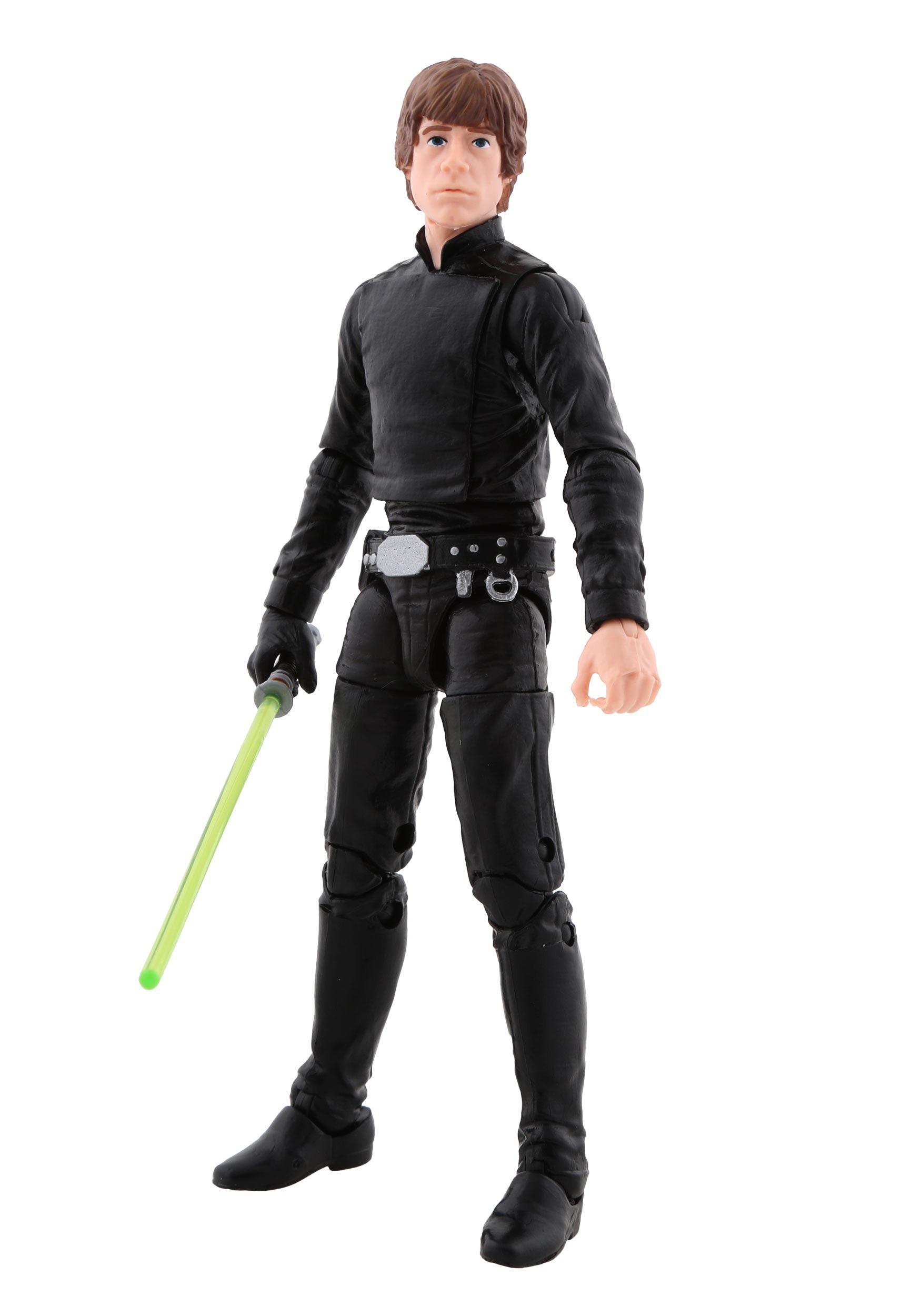 Luke Skywalker Black S...