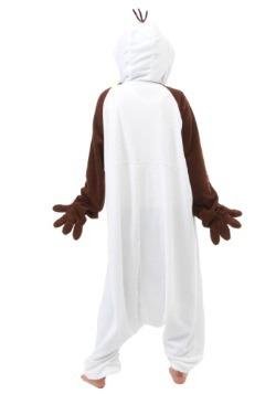 Adult Olaf Pajama Costume2