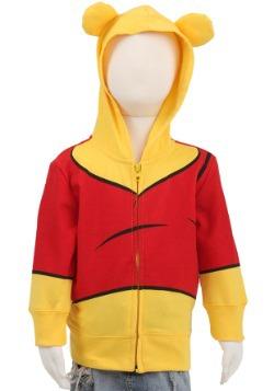 Winnie The Pooh I Am Winnie Toddler Costume Hoodie1